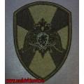 Нарукавный знак военнослужащих ФСВНГ РФ для камуфлированной формы