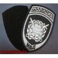 Шеврон с липучкой Подразделения по охране общественного порядка для специальной формы