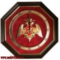 Настенные часы с эмблемой ФСВНГ России