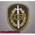 Нарукавный знак сотрудников СОБР ФТС России