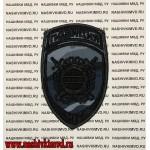 Камуфлированный шеврон сотрудников МВД подразделения по охране общественного порядка