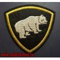 Нарукавный знак военнослужащих Сибирского регионального командования ВВ МВД