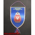 Вымпел с логотипом ГУ ССН Росгвардии