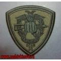 Нарукавный знак военнослужащих 33 ОСпН ВВ МВД полевой