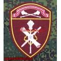 Шеврон управления ТО Центрального округа войск национальной гвардии