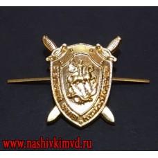 Петличная эмблема Следственного комитета РФ