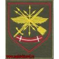 Шеврон военнослужащих ЦУС РВСН для офисной формы