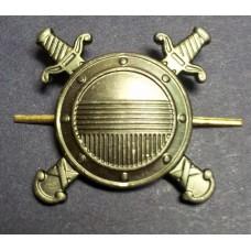 Эмблема петличная Внутренняя служба МВД для полевой формы