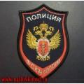 Нарукавный знак сотрудников ФСКН России нового образца