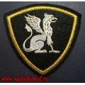 Нарукавный знак военнослужащих подразделений обеспечения деятельности ВВ МВД