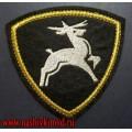 Нарукавный знак военнослужащих Приволжского регионального командования ВВ МВД