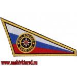 Флажок МЧС России на форменный берет
