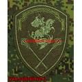 Нашивка управления Центральным округом войск национальной гвардии России