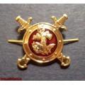 Эмблема петличная Полиции нового образца