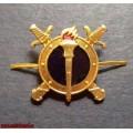 Эмблема петличная МВД (юстиция) нового образца