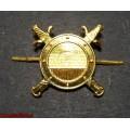 Эмблема петличная Внутренняя служба МВД (парадная)